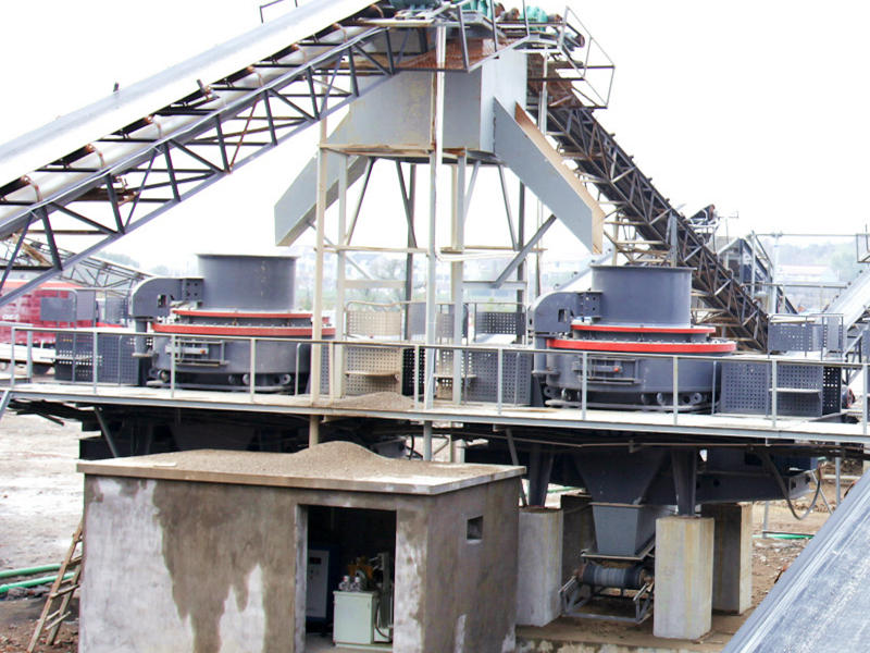The difference between dry and wet sand production line